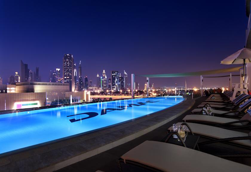 Damac will provide about 900 hotel rooms and hotel apartments.