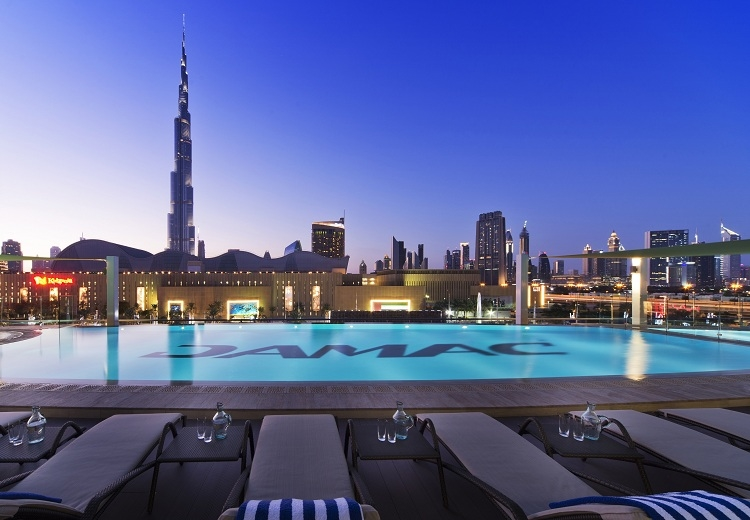 Damac Properties launches sales for latest project.