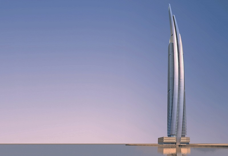Damac Heights is one of Ramboll's Middle East projects.