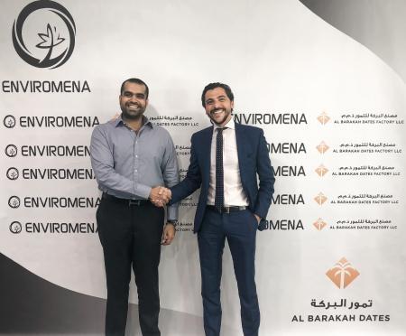 Enviromena will install 3,220 solar PV panels on the 10,000m2 building.