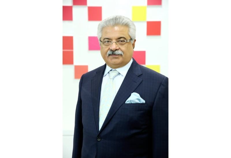 Deepak Babani, executive vice chairman atEros Group.