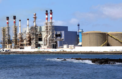 The desalination plant will have a capacity of 2.2 million imperial gallons per day. [representational image]