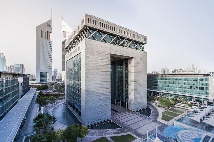 Dubai International Financial Centre (DIFC).