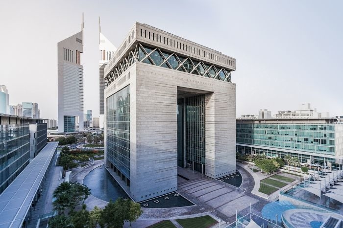 DIFC ranks 19th of the 54 global office markets covered by JLLs Premium Office Rental Tracker.