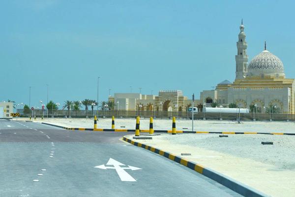 The Diyar Al Muharraq's Sarat project.