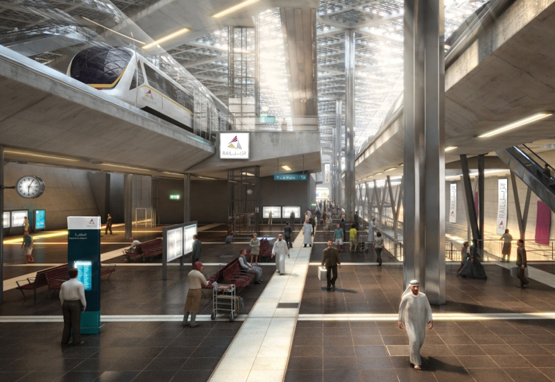 The Doha Metro is a planned rapid transit system in Qatar's capital city that is scheduled to become operational by the end of 2019