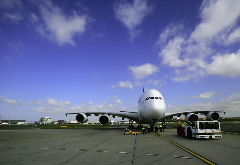 Aviation projects worth $49bn are under way in the GCC [representational image].