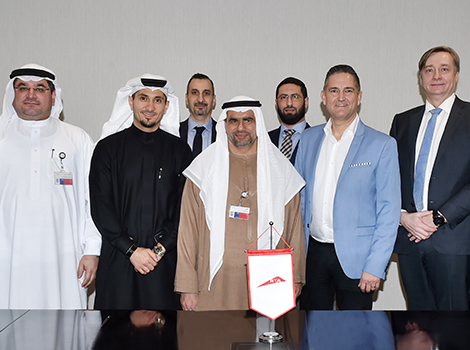 RTA has signed an agreement with HERE Technology [image: RTA].