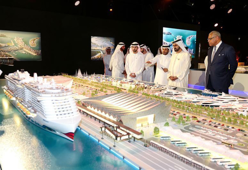 Dubai Cruise Terminal will become the centre of regional maritime tourism.
