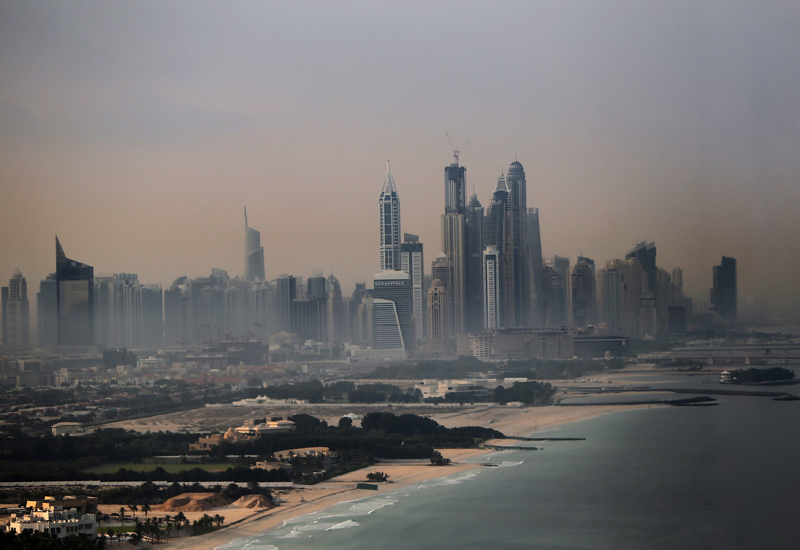 Officials have unveiled a $136m plan to establish Dubai as the world's best city for air quality.