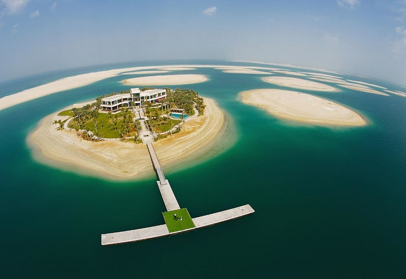 Revolution Precrafted has teamed up with Dubai's Seven Tides to develop villas and hotels on nine islands within The World.