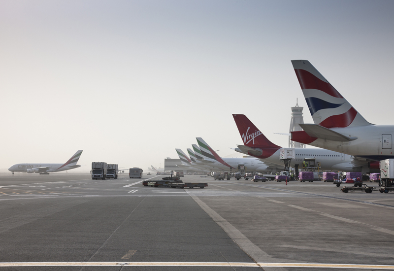 DXB's southern runway is due for a major renovation.