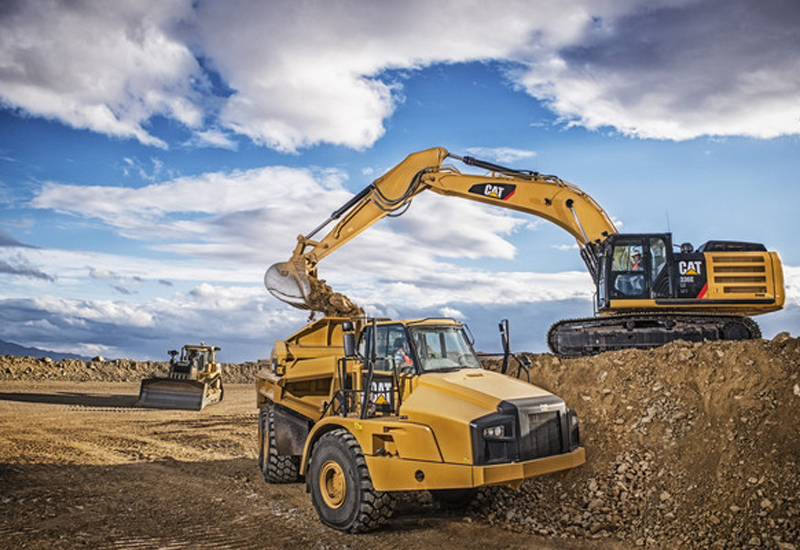 Demand for earth-moving equipment is expected to escalate in the coming years.