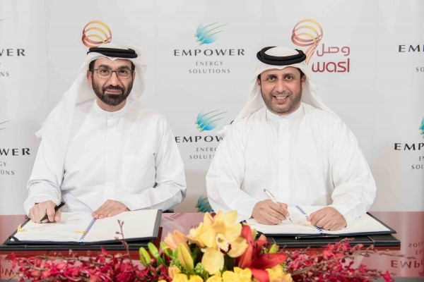 Empower signs agreement with wasl Asset Management Group.