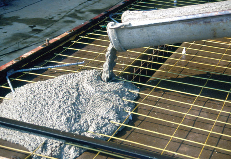 Concrete demand is expected to grow at a CAGR of 3.8% between 2017 and 2027.