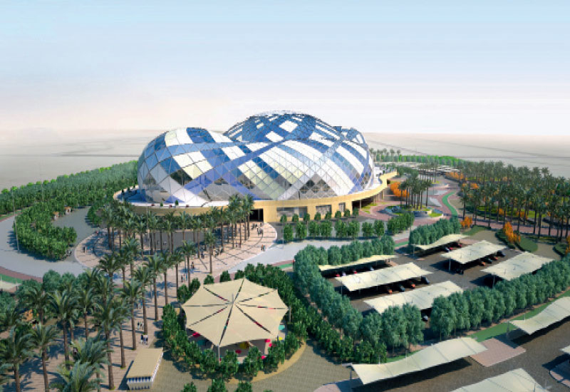 Moushtarayat 2017 will include participation from the main contractors working on five of the 2022 FIFA World Cup stadiums.
