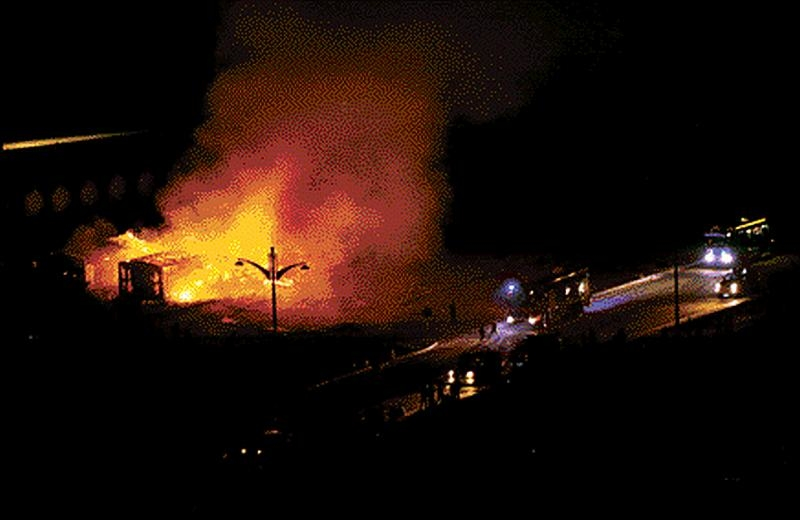 Supply chain communication is key to ensure fire safety elements are appropriately incorporated within the project [representational image].