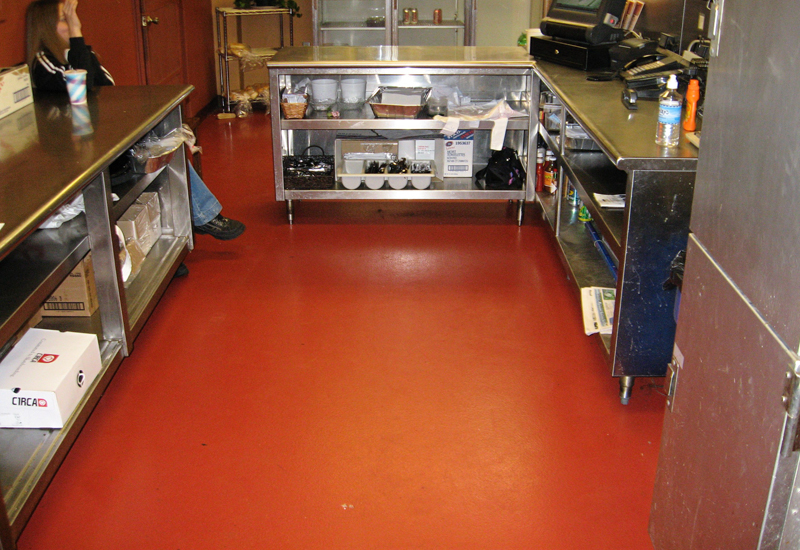 The importance of surface preparation in the long-term durability of any flooring system cannot be over emphasised, no matter the application.
