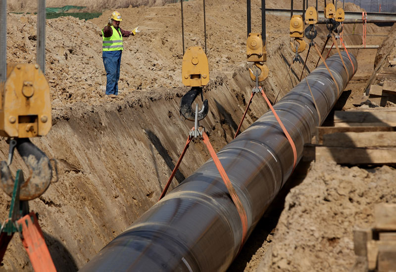 NEWS, Projects, Abu dhabi, Abu Dhabi National Oil Company, National Petroleum Construction Company of Abu Dhabi, Royal Boskalis Westminster