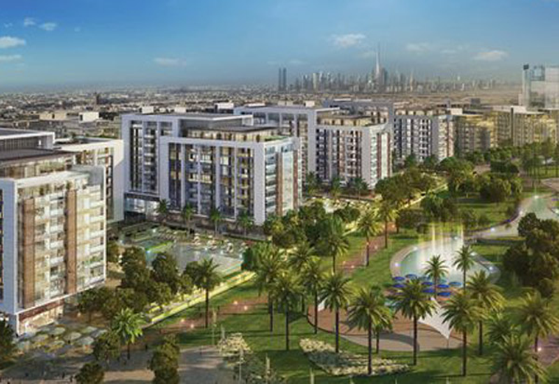 The project is set within a built-up area of over 29,728 sqm.