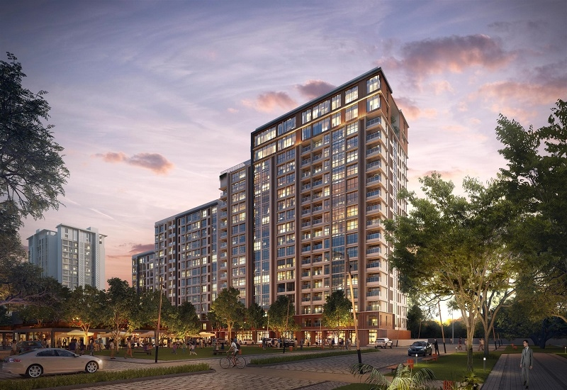 Godrej Origins is a Mumbai project that is targeted at NRIs in the UAE.