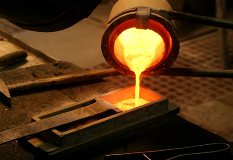 Aurum Monaco will produce up to one metric tonne of gold a month in its first year.