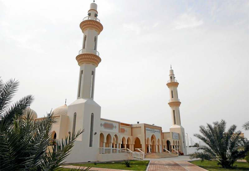 Sensors have been installed in two Abu Dhabi mosques to improve their energy efficiency. [Representational image]