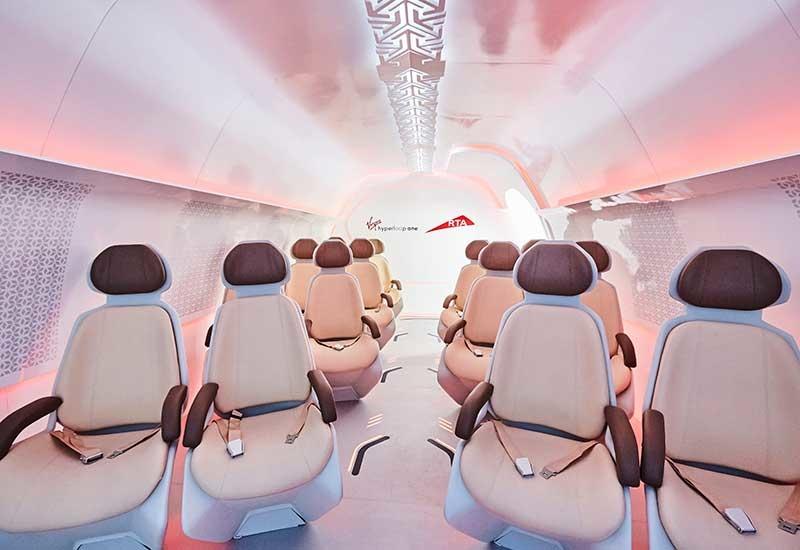 Site Visits, SPECIAL REPORTS, Sectors, Dubai, High-speed transport system, Prototype, Rta, Uae, Virgin Hyperloop One