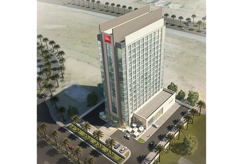 The new Ibis hotel is expected to be ready for occupation by 2021.