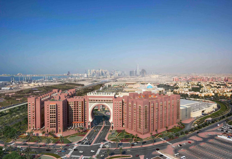 An expansion programme is underway at Dubai's Ibn Battuta Mall.