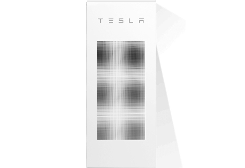 The Tesla Powerpack.