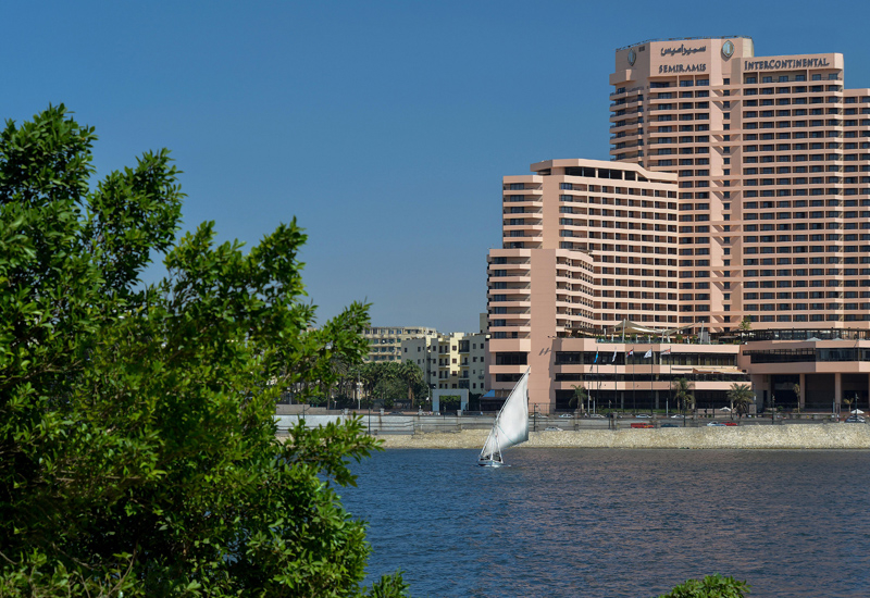 The Intercontinental Hotel Group has signed a new Crowne Plaza in Cairo.