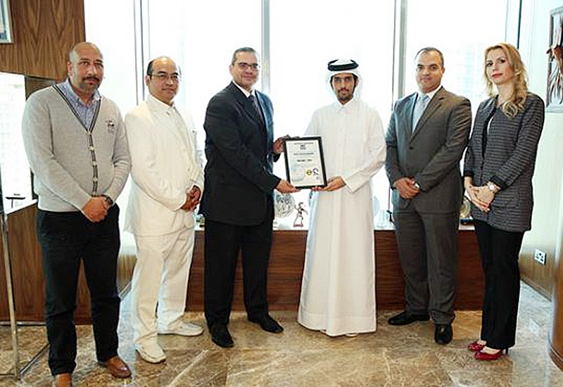 Gettco Construction has been successfully ISO certified, receiving recognition for its commitment to quality, health, safety and environment.