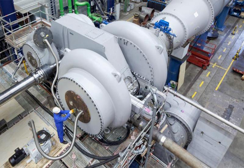 NEWS, MEP, Duisburg, Geared compressed rotor, Germany, Jazan, Jazan Integrated Gasification Combined Cycle, Red Sea, Saudi Arabia, Siemens
