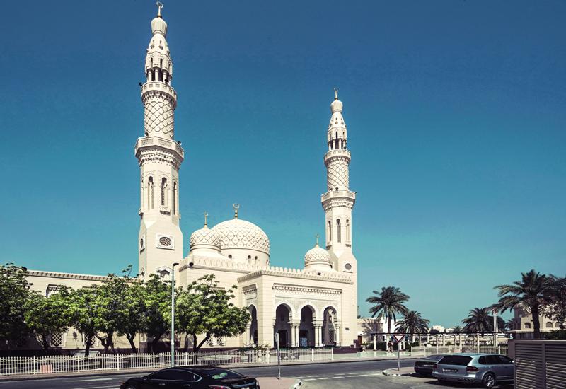 Jumeirah Mosque is one of IACAD's facilities that Imdaad is managing.