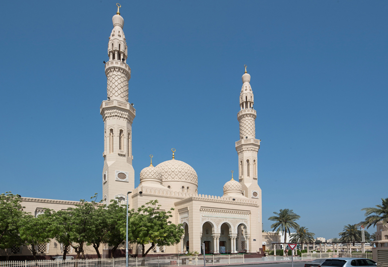 Imdaad is delivering IFM at Jumeirah Mosque as part of an expansive contract with IACAD.