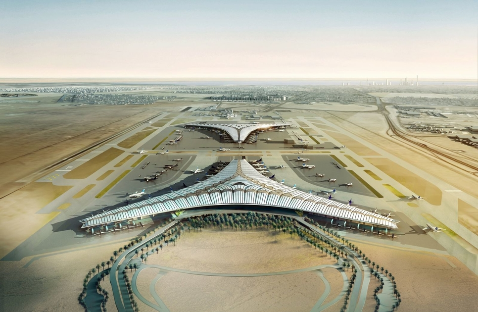 Kuwait International will handle 25 million passengers per year.