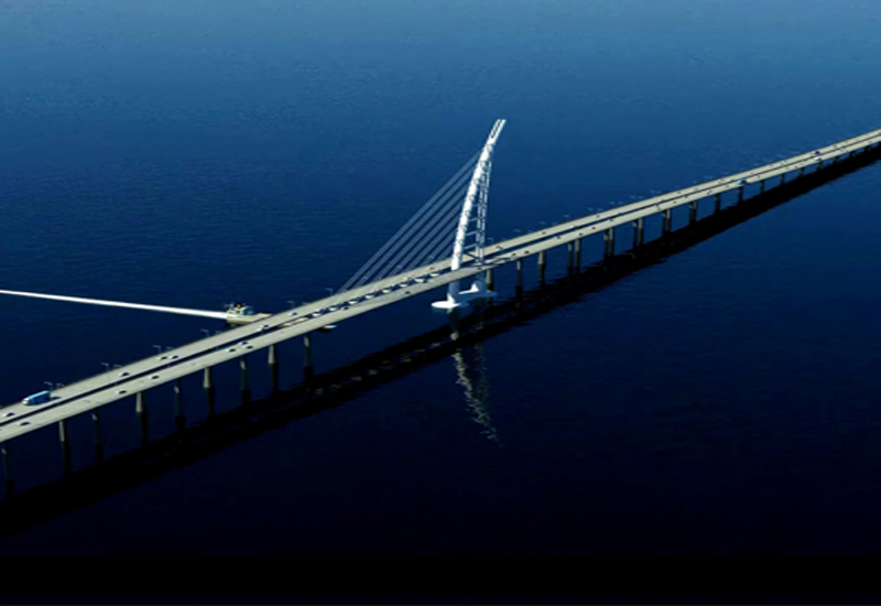 Sheikh Jaber Causeway is on track to open in 2018, a Kuwaiti official confirmed.