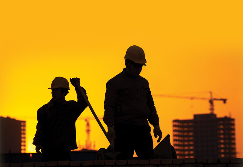 More than 100 construction jobs from the Middle East have been listed on BuildingMENA.com [representational image].