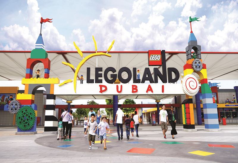 Legoland Dubai by Amana Industries FZE won the Small Projects category.