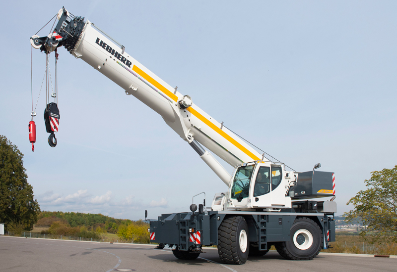 Liebherr's new rough-terrain cranes — its first in two decades — are designed for ease of use and safety, and will be equipped with Cummins engines and LICCON and VarioBase systems.