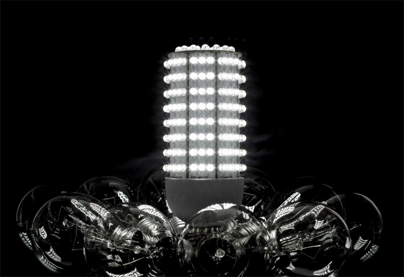 LED technology is buoying the GCC's lighting sector even as oil prices lead to a slowdown in regional project development. [Representational image]