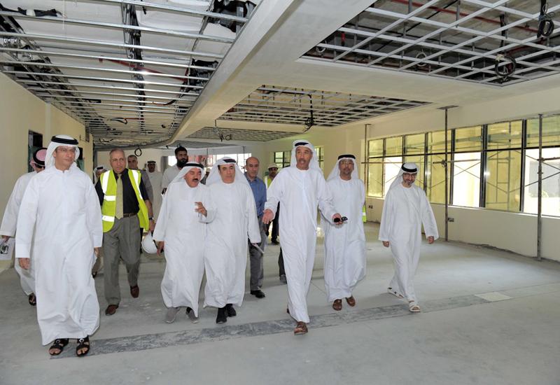 NEWS, Projects, Construction, Dubai, Dubai municipality, Eng hussain nasser lootah, Garhoud, Roads and Transport Authority, Rta, Uae