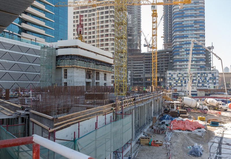 Dubai Municipality is said to have awarded 5,837 completion certificates in H1 2016. [Representational image]