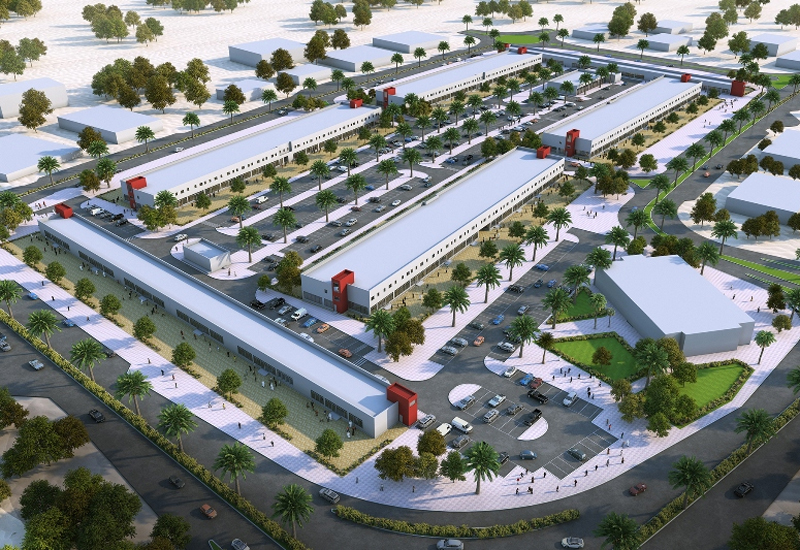 Phase I of Madinat Al Mawater project is among numerous new projects planned by Barwa Real Estate in 2016.