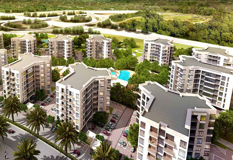 MAG 5 Boulevard is located within Dubai South's residential area, The Village.