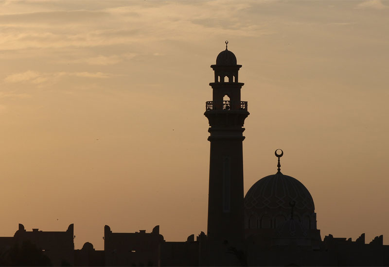 Middle Eastern governments are working to make mosques smarter and greener. [Representational image]
