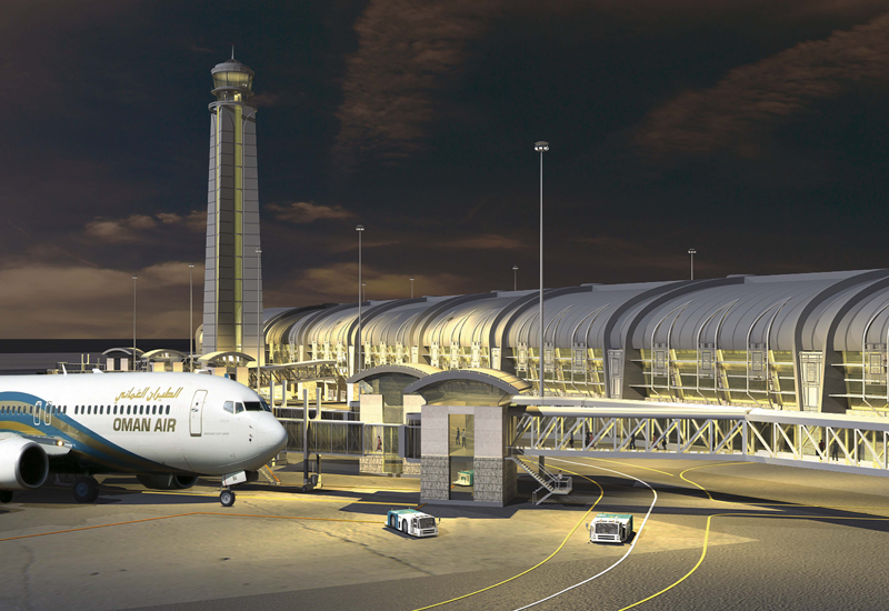 The new Muscat International Airport is currently undergoing readiness tests.
