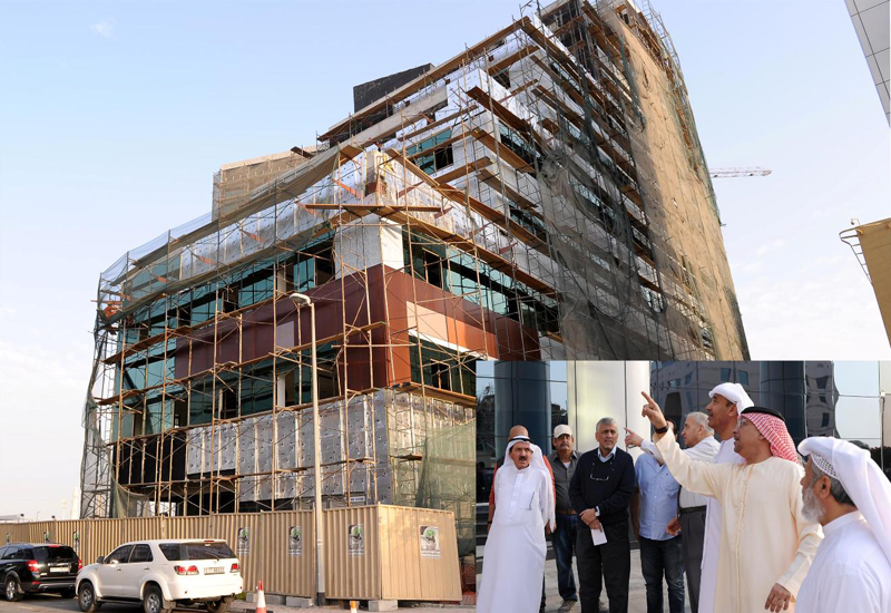 NEWS, Projects, Al Garhoud, Cladding in dubai, Dubai, Dubai municipality, Engineering, Facades, Municipality, Planning, Real estate, Rta