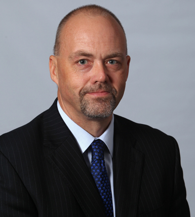 Nick Witty, managing director, Chestertons MENA.